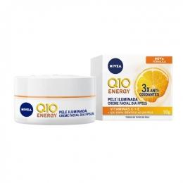 Creme Nivea Q10 Energy Vitaminas  - 50 g