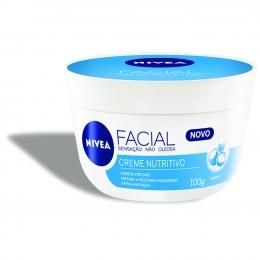 Creme Nutritivo NIVEA - Hidratante Facial 100g