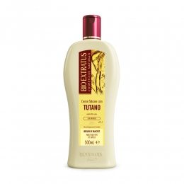 Creme Silicone Com Tutano Bio Extratus Sem Enxágue -500ml