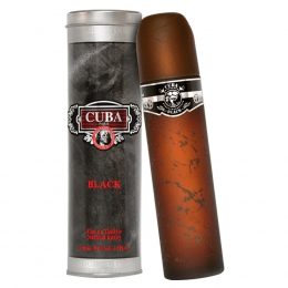 Cuba Black Eau de Toilette - Perfume Masculino 100ml