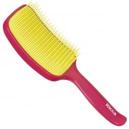Escova de Desembaraçar Cabelo Ricca Flex Hair - Cód 450