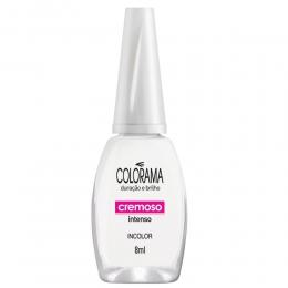 Esmalte Colorama Incolor - 8 ml