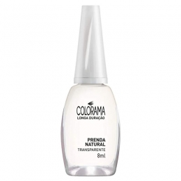 Esmalte Colorama Prenda Natural Transparente - 8 ml
