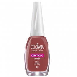 Esmalte Colorama Rosa Antigo  - 8 ml