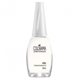 Esmalte Colorama Véu Transparente - 8 ml