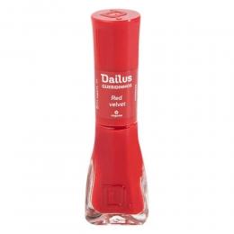 Esmalte Dailus  Red Velvet  Cremoso 8 ml