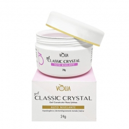 Gel Classic Crystal Vòlia - Auto Nivelante 24g