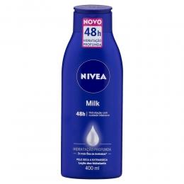 Hidratante Corporal Nivea Milk - 400ml
