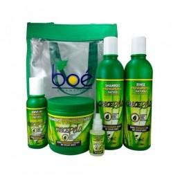 Kit Cresce Pelo Boé - 5 Produtos
