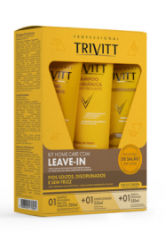 Kit Home Care Trivitt Hidratação Intensiva  - 3 Produtos