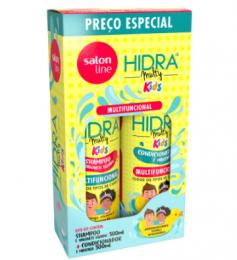 Kit Salon Line Hidra Multy Kids 300ml - 2 Produtos