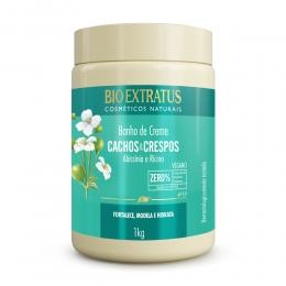 Máscara de Hidratação Bio Extratus Cachos & Crespos - 1 kg