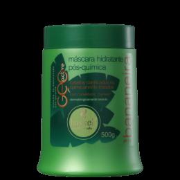 Máscara de Hidratação Pós-Química Bananeira - 500g