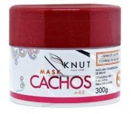 Máscara Knut Cachos - 300g