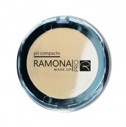 Pó Compacto Ramona Translucido - Cor:01