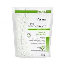 Pó Descolorante Yamá Ervas e Proteínas - Refil 300g
