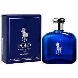 Polo Blue Ralph Lauren Eau de Toilette - Perfume Masculino 125ml