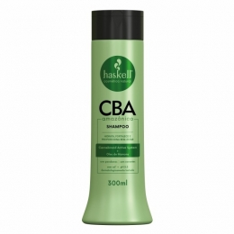 Shampoo Haskell  CBA Amazônico  - 300ml