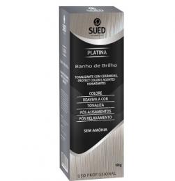 Tonalizante Sued Banho De Brilho - 100 g