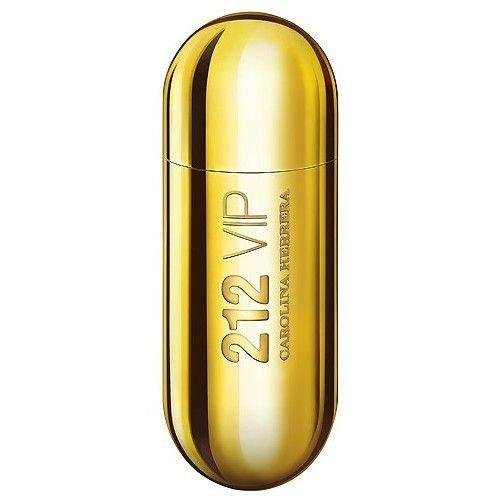 Perfume Feminino 212 VIP Carolina Herrera Eau de Parfum - 80ml