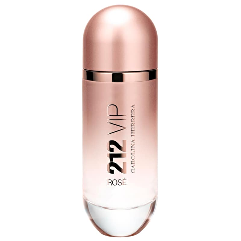 212 VIP Rosé Carolina Herrera Eau de Parfum Original - Perfume Feminino 80ml