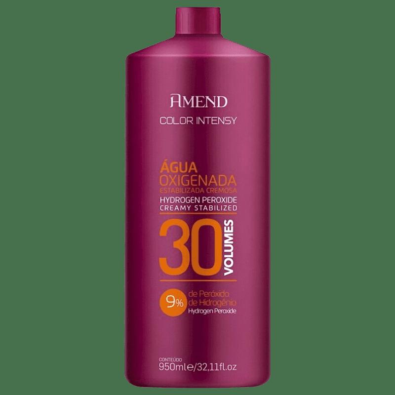 Água Oxigenada Amend Color Intensy 30 Volumes - 950ml