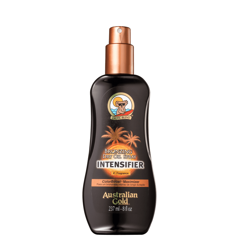 Australian Gold Intensifier - Spray Intensificador de Bronzeado - 237ml