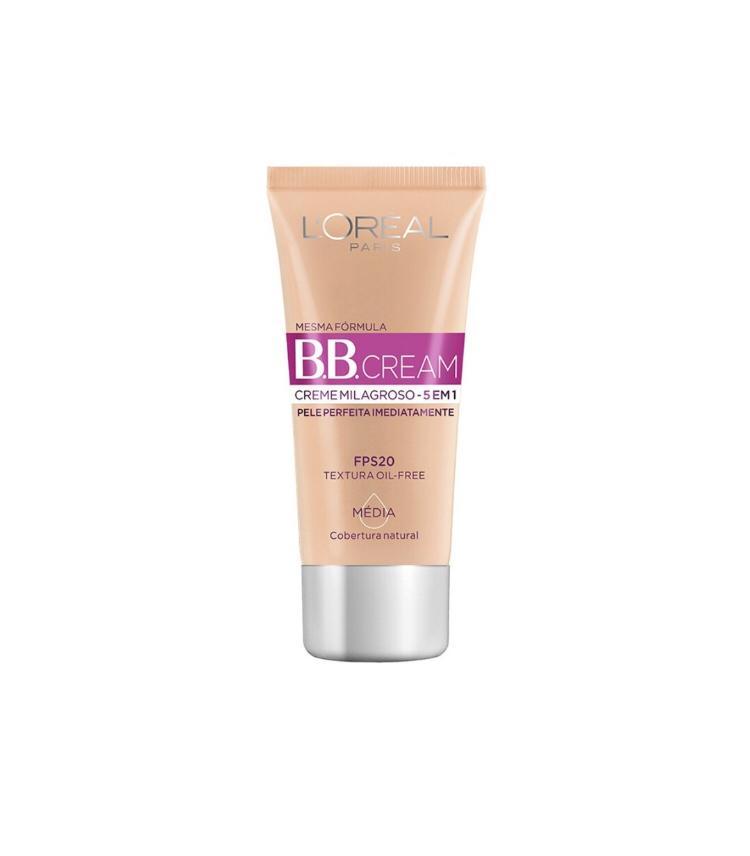 BB Cream L'Oréal Paris - Dermo Expertise Médio - 30ml