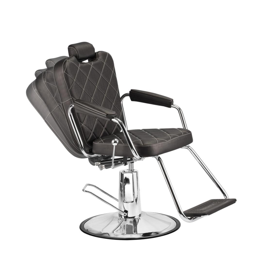 Cadeira Dompel Texas Plus Preta - Reclinável