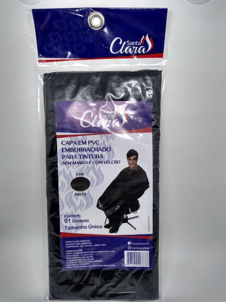 Capa em PVC Santa Clara Emborrachada Para Tintura - Cod -9767