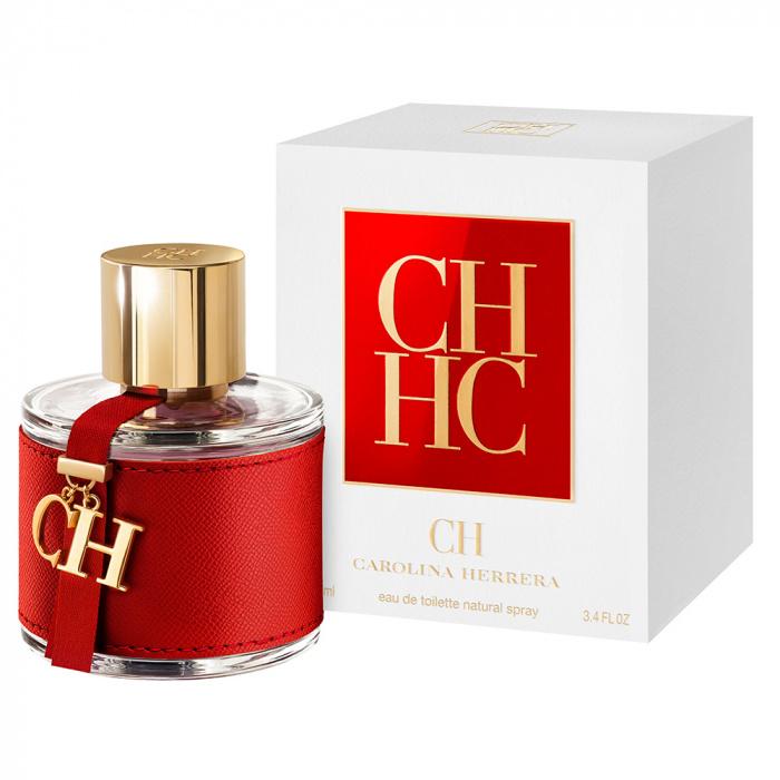 CH Carolina Herrera Eau de Toilette - Perfume Feminino 100ml