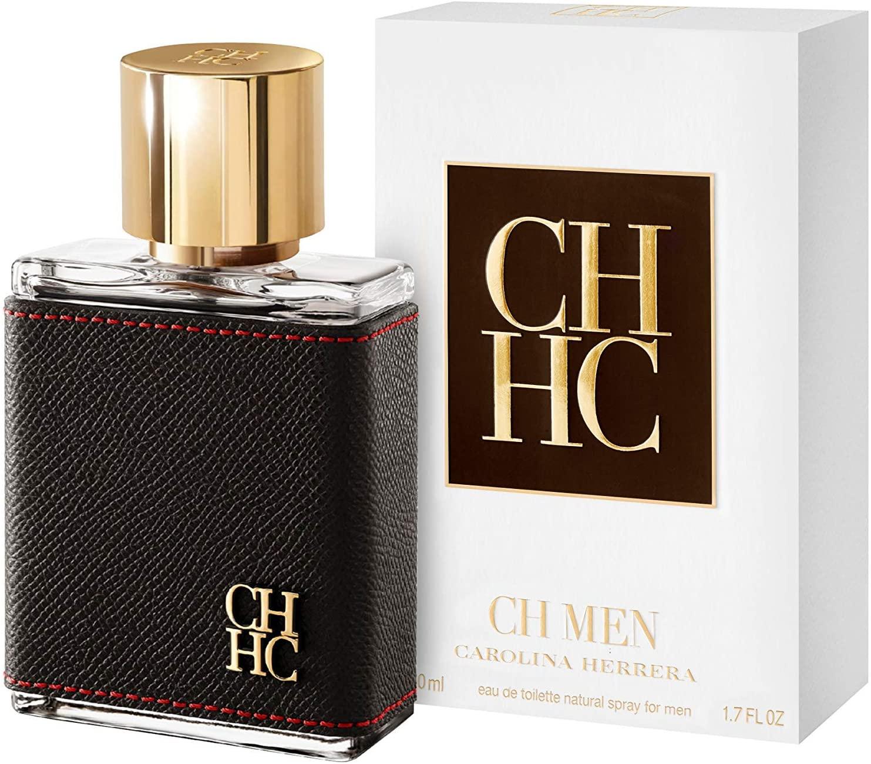 CH Men Carolina Herrera Eau de Toilette - Perfume Masculino 100ml