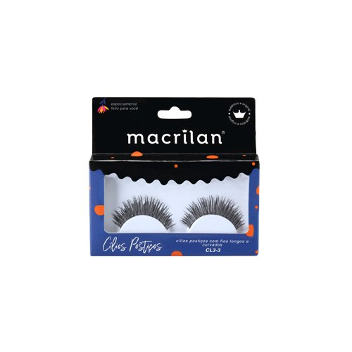 Cílios Postiços Macrilan -CL3-3