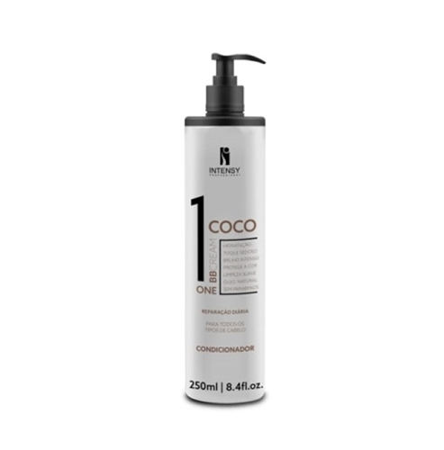 Condicionador Intensy BB Cream De Coco - 250ml