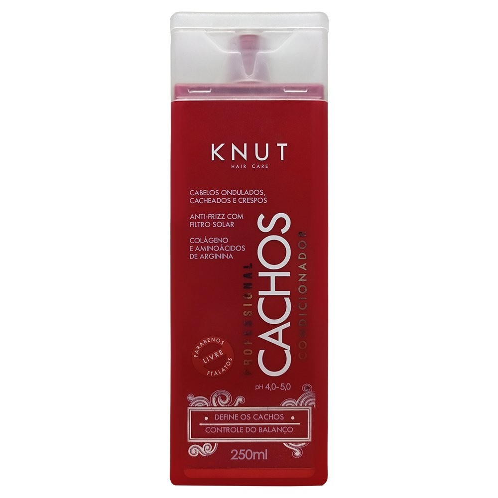 Condicionador Knut Cachos - 250ml