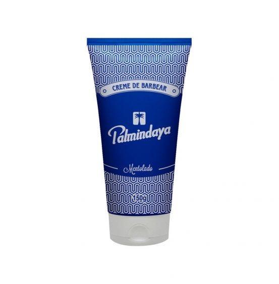 Creme De Barbear Palmindaya Mentolado - 150g