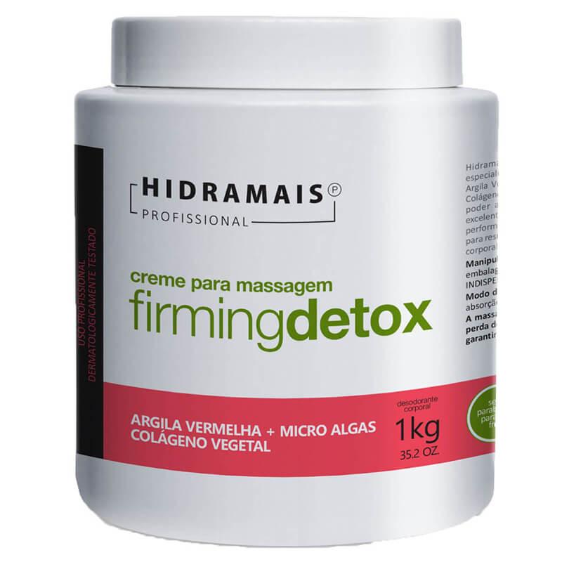 Creme Massagem Firming Detox Hidramais - 1kg