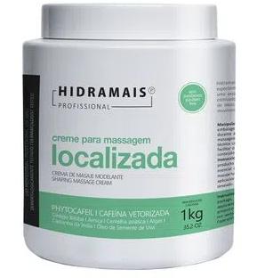 Creme Massagem Localizada Hidramais - 1kg