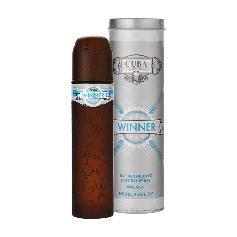 Cuba Winner Eau de Toilette - Perfume Masculino 100ml