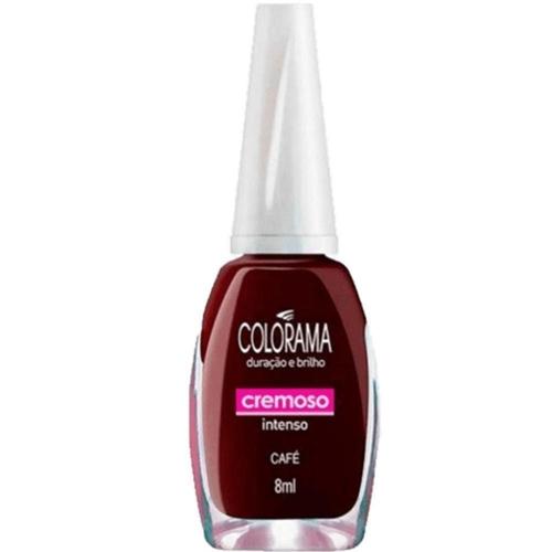Esmalte Colorama Café Cremoso - 8 ml