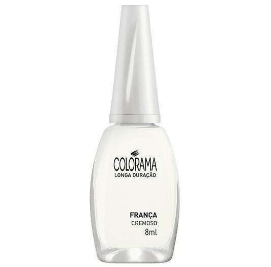 Esmalte Colorama França Cremoso  - 8 ml
