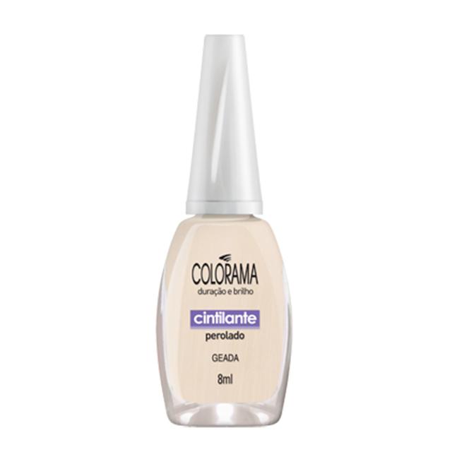 Esmalte Colorama Geada Cintilante  - 8 ml