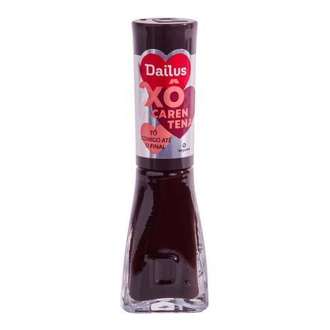 Esmalte Dailus Xô Carentena Tô Comigo Até o final - 8 ml