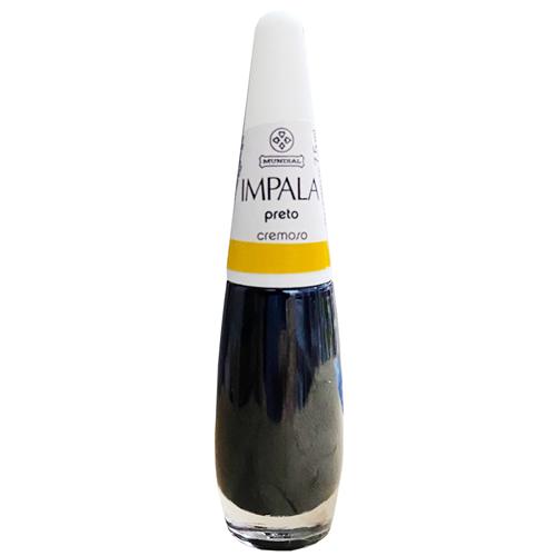 Esmalte Impala Preto - 7,5 ml