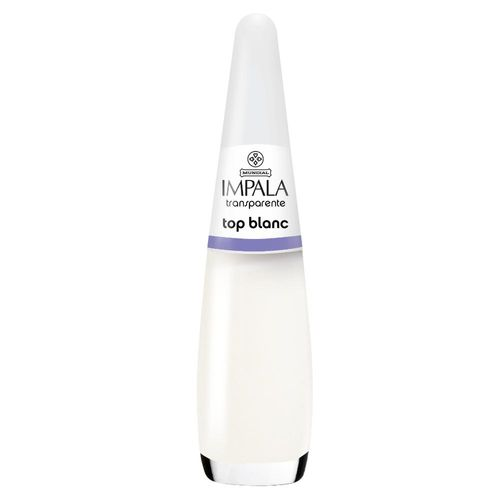 Esmalte Impala Top Blanc - 7,5 ml