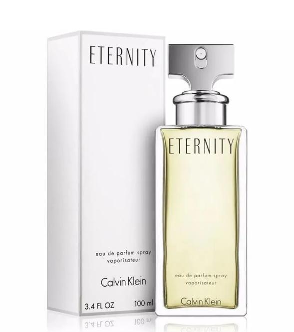 Eternity Calvin Klein Eau de Parfum - Perfume Feminino 100ml