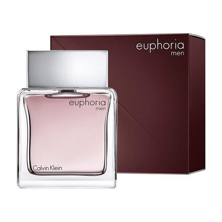 Euphoria Men Calvin Klein Eau de Toilette - Perfume Masculino 100ml