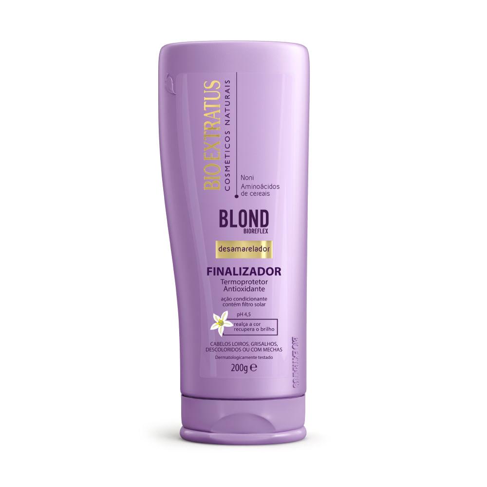 Finalizador Bio Extratus Blond Bioreflex - 200g