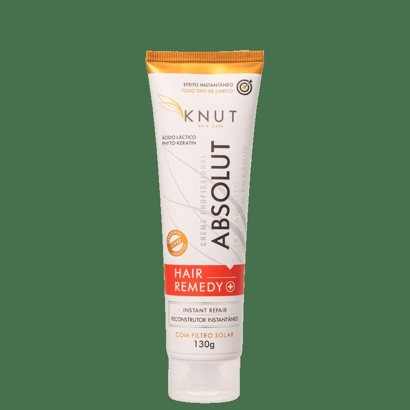 Finalizador Knut Hair Remedy Absolut - 130 g