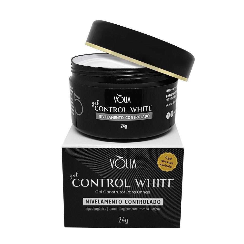 Gel Control White Vòlia - Nivelamento Controlado 24g